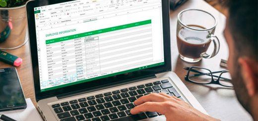 Páginas Web en Excel