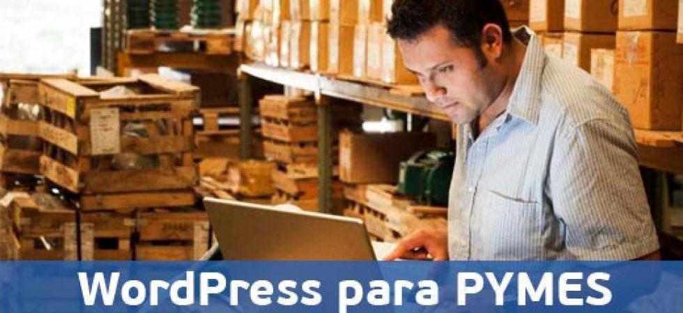 Wordpress para pýmes