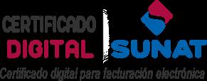 SUNAT certificado digital