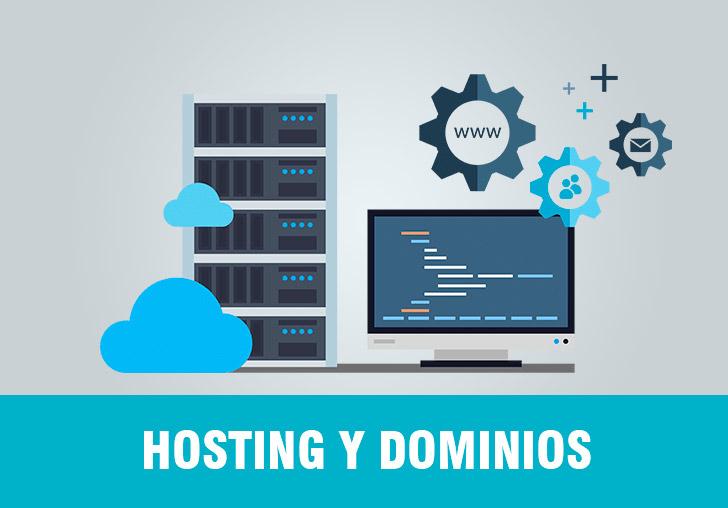 Hosting dominios .com .pe correos para empresas gratis