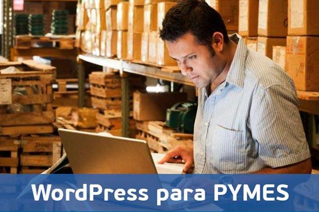 Wordpress es ideal para pymes pues ayuda en el posicionamiento web