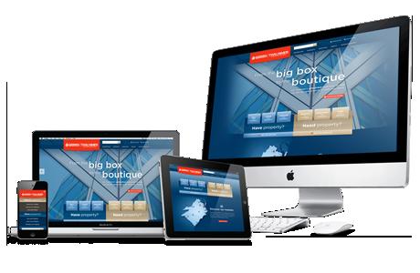 diseño de páginas web creativo adaptable a dispositivos moviles gscreativas