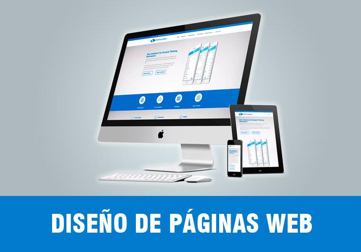 Diseño de páginas web creativas profesionales en Lima Perú