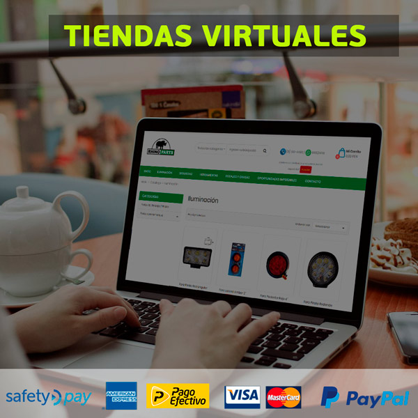 tiendas virtuales gscreativas