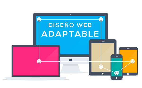 Diseño web administrable adaptable