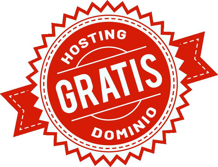Gratis Hosting y dominio .com